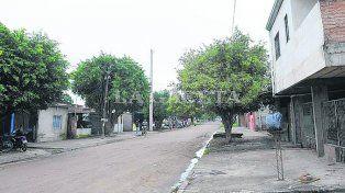 Tucumán. El femicidio ocurrió en una vereda del barrio Crucero Belgrano.