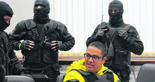 Otra causa. Ahora a Máximo Ariel Cantero le achacan organizar los secuestros de dos familiares de narcos rivales.