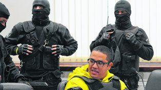 acusado principal. Ariel Guille Cantero llegará a las audiencias con casi cuatro años de prisión preventiva, una situación abusiva que apura el juicio.