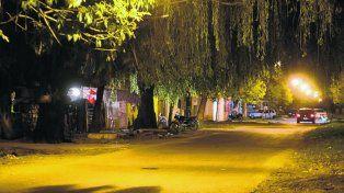 zona oeste. El asesinato ocurrió el sábado a las 22.50 en Berheim al 8600.