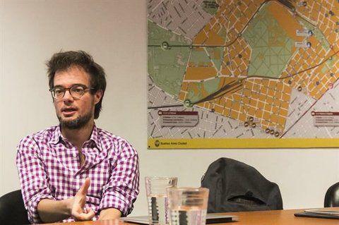 Enrique Avogadro:. No me sorprende que Rosario tenga varios ganadores del proyecto Plataforma Futuro.