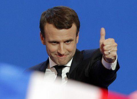 vamos bien. El ex ministro de Hollande se siente seguro de ganar.