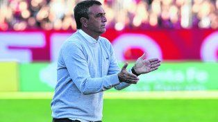 Diego Osella: Siempre tengo ganas de seguir en Newells