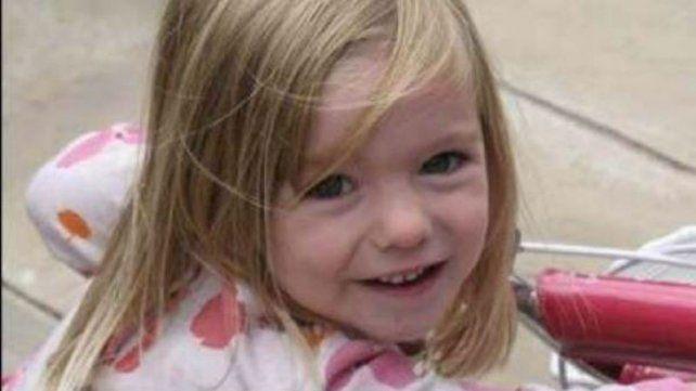 Madeleine desapareció el de 3 de mayo de 2007.