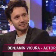 benjamin vicuna califico como un retroceso que en argentina se priven de opinar