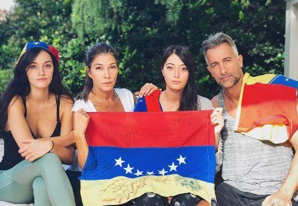Catherine Fulop apoya las protestas  y se suma hoy al plantón de Venezuela