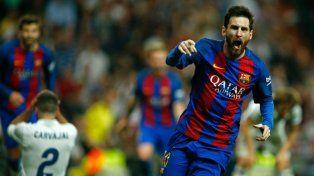 Lionel Messi es el primer futbolista en la historia en llegar a los 500 goles con la camiseta del Barcelona.