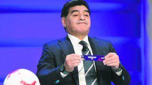 Lo extraña. Estamos jodidos sin Messi, pero confío en los jugadores, sostuvo Diego.