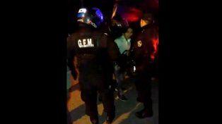 Detienen a 14 policías por la represión en Jujuy