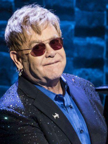 Elton John canceló shows por una infección potencialmente mortal que contrajo en Chile