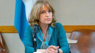 La pedagoga Adriana Puiggrós.