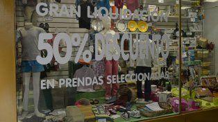 Según la Asociación Empresaria, las ventas en Rosario están en caída desde enero.