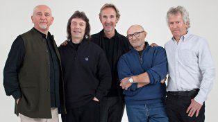 La última reunión de Génesis se concretó cuando celebraron los 40 años de la banda con la gira Turn it on Again.