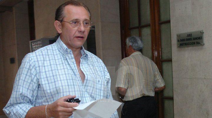 El expresidente de Colón, Germán Lerche. (Foto: gentileza diario Uno de Santa Fe)