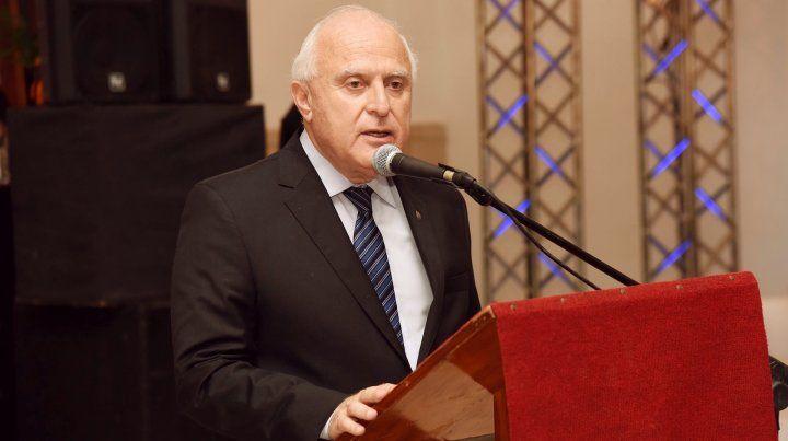 Lifschitz le respondió al Jefe de Gabinete por la situación hídrica en la provincia