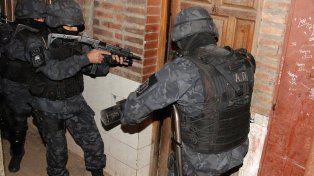 Los policías irrumpieron en el departamento equivocado. (Foto de archivo)