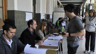 Las autoridades de mesa en las elecciones legislativas cobrarán 1.200 pesos de viático