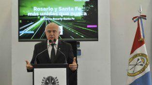 El gobernador de Santa Fe salió a responder los dichos de Marcos Peña.