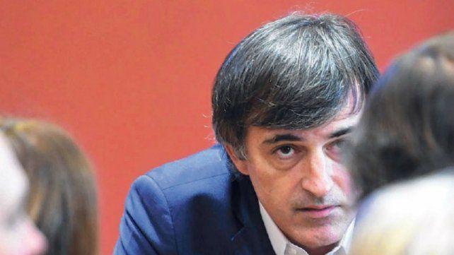 El ministro de Educación Esteban Bullrich.