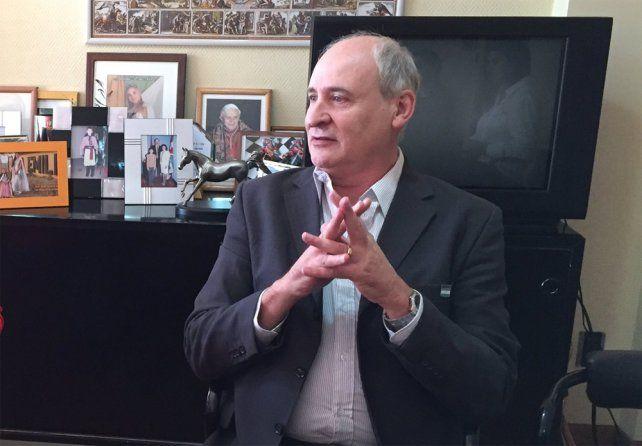 El intendente de San Jorge volvió a desatar un escándalo por sus polémicos dichos.