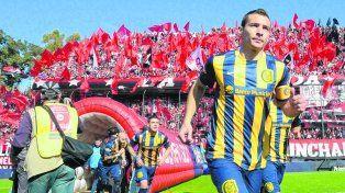 Adentro. Ruben podrá actuar en el Coloso como aquel 26 de julio de 2015 cuando marcó el gol del triunfo.
