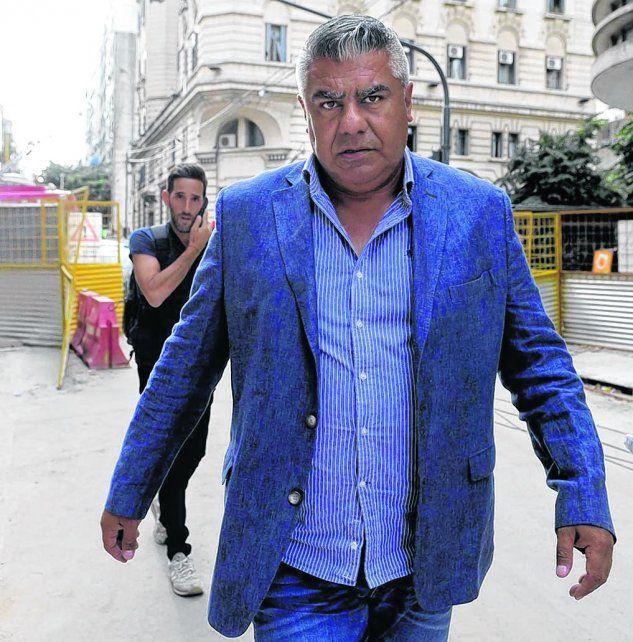 El Jefe. Claudio Tapia no anduvo con vueltas y dijo que la decisión de despedir a Bauza fue suya y la llevó a cabo.