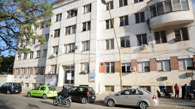 El Hospital Iturraspe donde se atendió a la adolescente.
