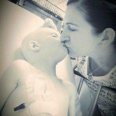 Un niño que sufría cáncer le pidió a su mamá permiso para morirse, y ella se lo concedió
