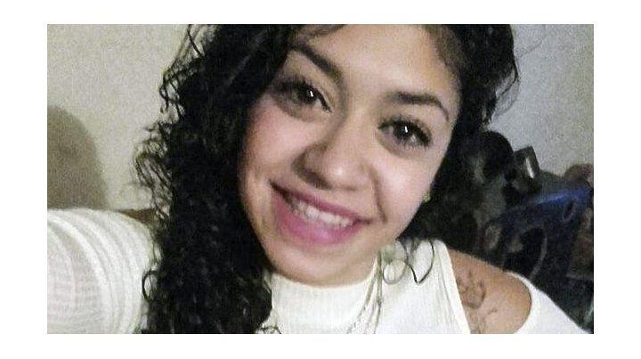 Araceli Fulles. La chica de 22 años desapareció el 2 de abril último.