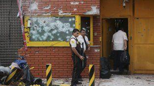 Ciudad del Este. La banda de asaltantes brasileños hizo historia.
