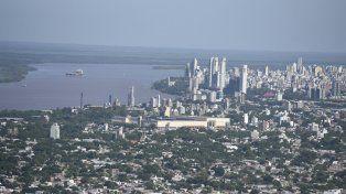 Rosario, lista para un fin de semana muy agradable desde el punto de vista meteorológico.