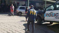 duelo nacional por un policia que trabajaba encubierto y fue asesinado por narcos