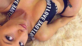 la publicacion hot de romina malaspina que enloquecio a sus seguidores en instagram
