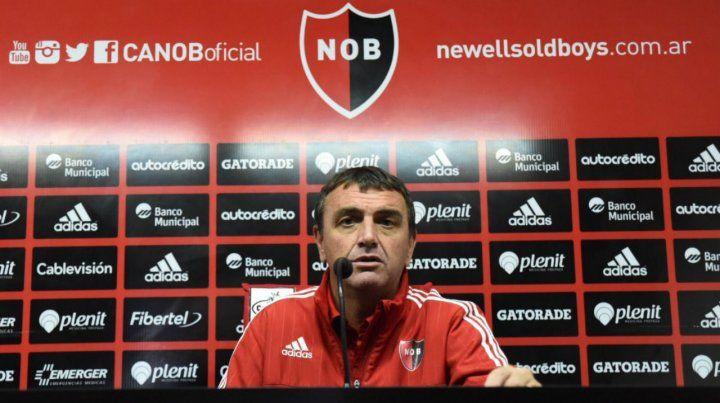 El entrenador leproso dijo que el torneo entrará en una etapa de definición en las próximas cuatro fechas.