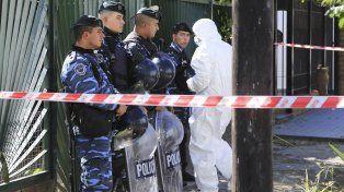 El pedido de auxilio fue hallado en la casa donde encontraron el cadáver de Araceli.