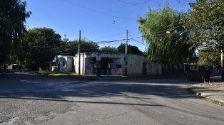 Los disparos de esta tardecita se produjeron cerca de donde anoche balearon a dos chicos en la República de la Sexta.