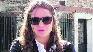En falta. La fiscal Valeria Haurigot fue criticada por varias ONGs.