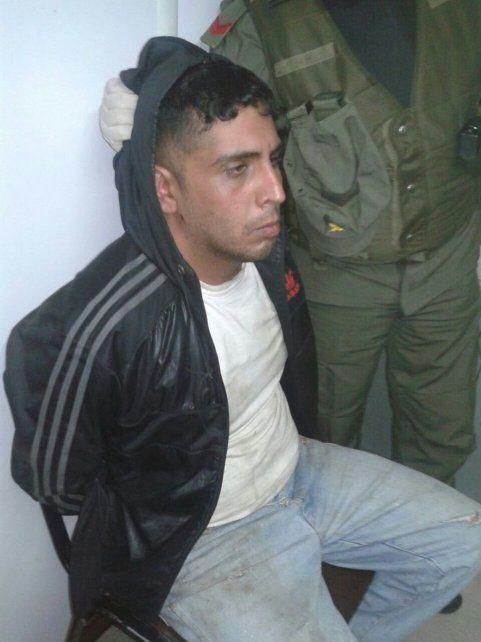 Badaracco cayó esta noche en la villa 1-11-14 luego de estar prófugo un día.