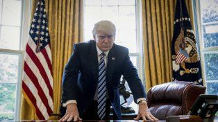 Mucho ruido y pocas nueces. El magnate inmobiliario devenido presidente no está recibiendo buenas críticas sobre su administración.