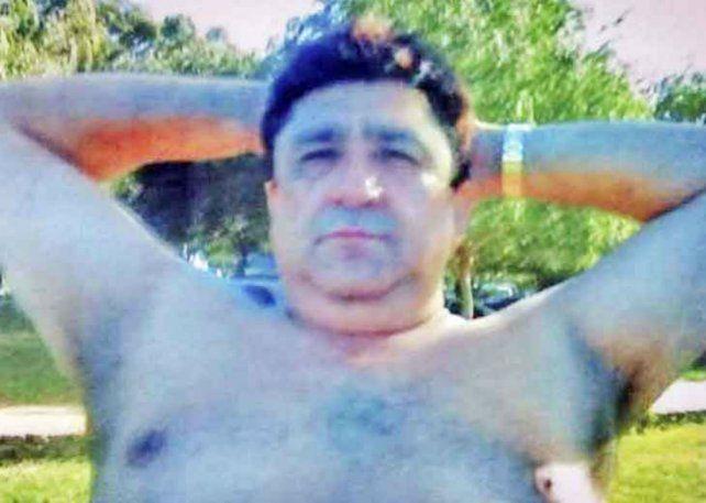 Bajo sospecha. Una de las pocas fotos conocidas de Luis Paz
