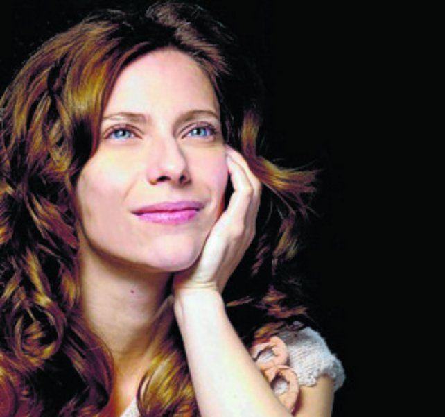 La cantante argentina Elena Roger.
