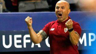 Sampaoli defiende su compromiso con el Sevilla: Me mato por el equipo