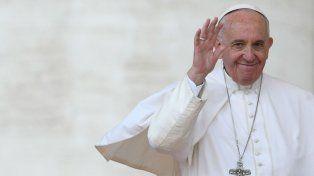 Francisco visitará Chile y Perú en enero de 2018