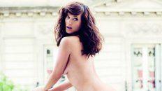griselda siciliani explico por que se siente a gusto al posar desnuda