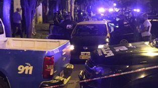 En el interior del vehículo hallaron más de siete mil pesos.