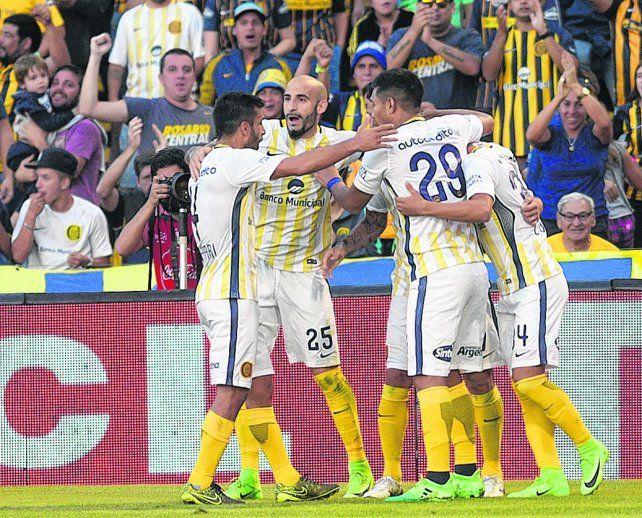 Buena costumbre. Central venció a Aldosivi y sumó la 6ª victoria en los últimos 7 partidos