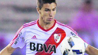 Una baja. Ignacio Fernández sufrió un desgarro en el bíceps femoral izquierdo.