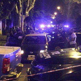 Fernando Eduardo Groia, de 57 años, fue asesinado el domingo a la noche en Amenabar y Rodríguez.
