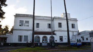 Las víctimas fueron atendidas en el Hospital Roque Saénz Peña.