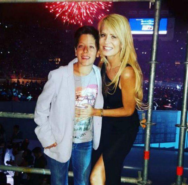 Cecilia Bolocco contó que a Máximo le hicieron bullying y cuanto sufrió sin el padre